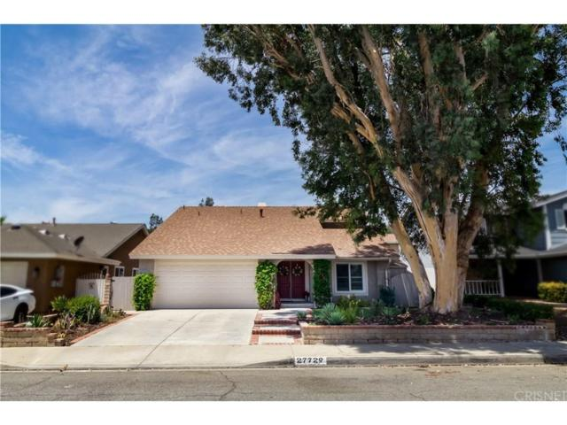 27729 Caraway Lane, Saugus, CA 91350 (#SR18173521) :: Paris and Connor MacIvor