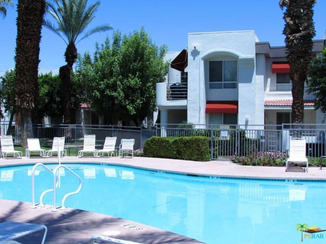 401 S El Cielo Road #39, Palm Springs, CA 92262 (#18367132PS) :: TruLine Realty