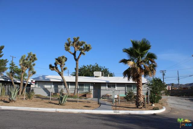 56943 Antelope Trails, Yucca Valley, CA 92284 (#18367676PS) :: Paris and Connor MacIvor