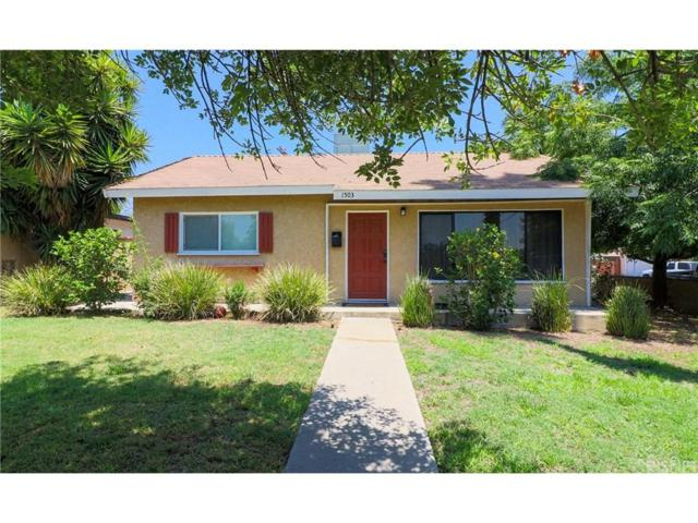 1503 Pico Street, San Fernando, CA 91340 (#SR18176398) :: TruLine Realty