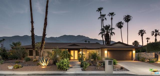 1391 S San Mateo Drive, Palm Springs, CA 92264 (#18367448PS) :: TruLine Realty