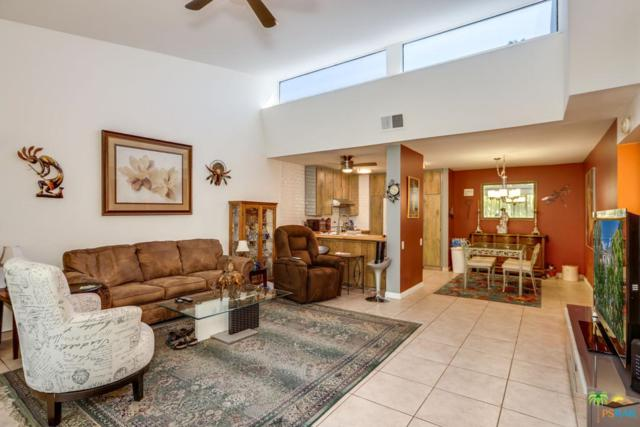 2510 N Whitewater Club Drive C, Palm Springs, CA 92262 (#18368194PS) :: TruLine Realty