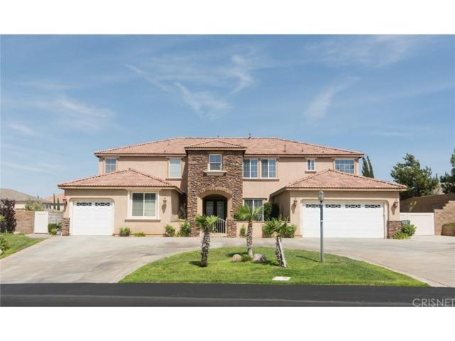 40930 Woodshire Drive, Palmdale, CA 93551 (#SR18176831) :: Fred Howard Real Estate Team