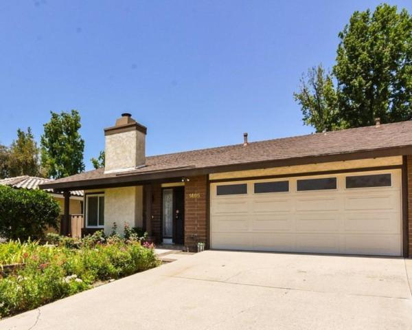 1495 Marjorie Avenue, Claremont, CA 91711 (#318002914) :: Fred Howard Real Estate Team