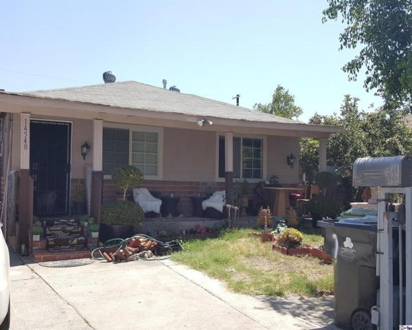 14548 Valerio St Street, Van Nuys, CA 91405 (#318002992) :: Lydia Gable Realty Group