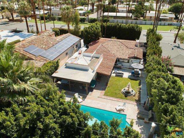 1861 S Palm Canyon Drive, Palm Springs, CA 92264 (#18368726PS) :: Fred Howard Real Estate Team