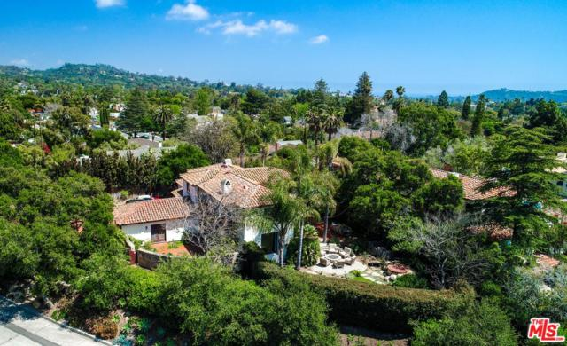 246 Canon Drive, Santa Barbara, CA 93105 (#18369538) :: The Real Estate Offices of Talbot and Watson