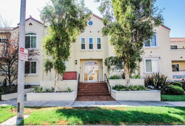 300 E Providencia Avenue #201, Burbank, CA 91502 (#318003007) :: Fred Howard Real Estate Team