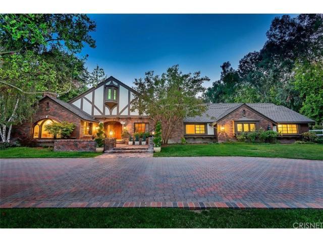 24284 Bridle Trail Road, Hidden Hills, CA 91302 (#SR18180556) :: Desti & Michele of RE/MAX Gold Coast