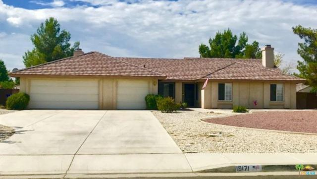 19171 Cochise Court, Apple Valley, CA 92307 (#18370458PS) :: Golden Palm Properties