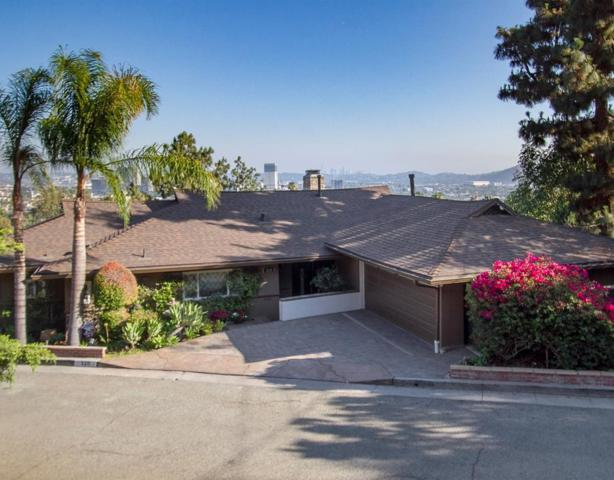 320 Brockmont Drive, Glendale, CA 91202 (#318003056) :: TruLine Realty