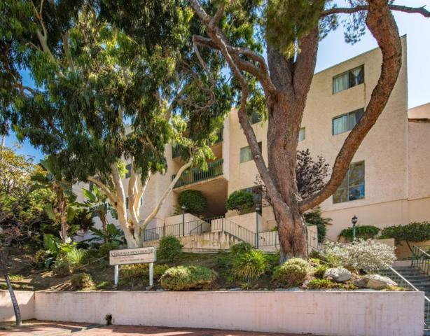 2940 N Verdugo Road #406, Glendale, CA 91208 (#318003002) :: Fred Howard Real Estate Team