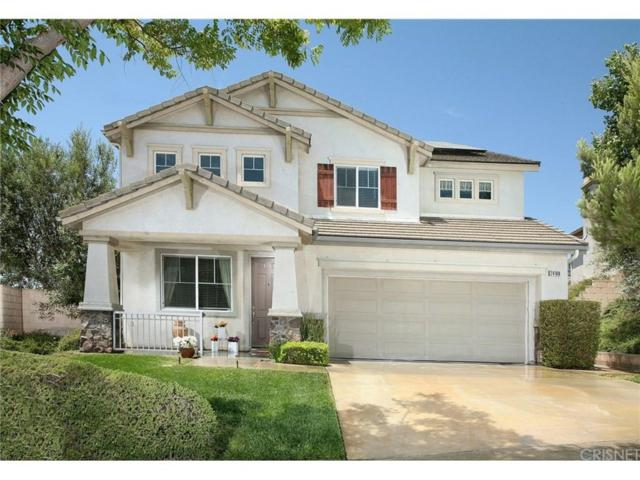 24169 Matthew Place, Newhall, CA 91321 (#SR18180255) :: Paris and Connor MacIvor