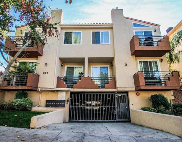 528 E San Jose Avenue #110, Burbank, CA 91501 (#318002964) :: Fred Howard Real Estate Team