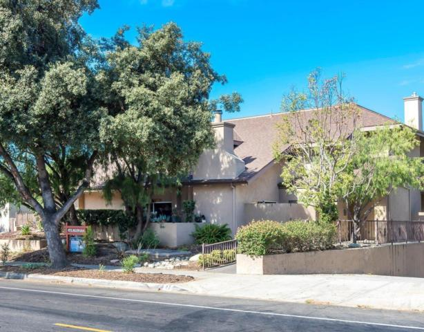 87 S Allen Avenue #205, Pasadena, CA 91106 (#318003130) :: Lydia Gable Realty Group
