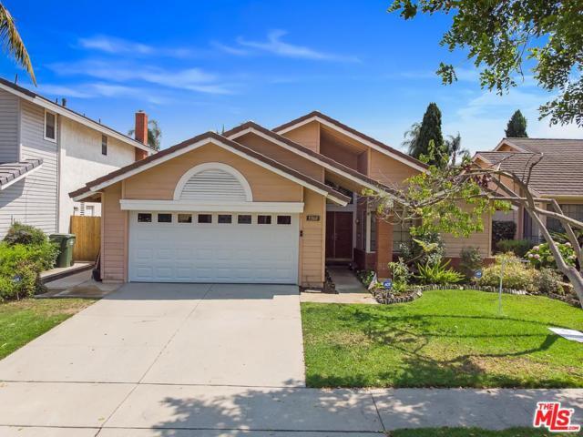 5360 W Amberwood Drive, Inglewood, CA 90302 (#18371972) :: Fred Howard Real Estate Team