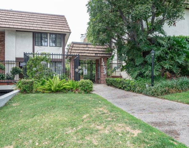 1429 Valley View Drive #7, Glendale, CA 91202 (#318003123) :: Fred Howard Real Estate Team