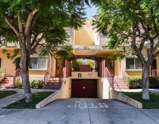 333 W Loraine Street #108, Glendale, CA 91202 (#318003150) :: TruLine Realty