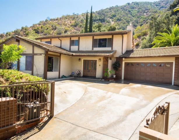 3235 Barnes Circle, Glendale, CA 91208 (#318003187) :: Fred Howard Real Estate Team