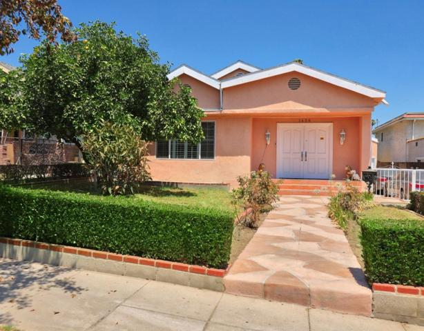 1426 N Pacific Avenue, Glendale, CA 91202 (#318003194) :: Fred Howard Real Estate Team