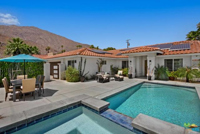 222 E Sonora Road, Palm Springs, CA 92264 (#18373630PS) :: TruLine Realty