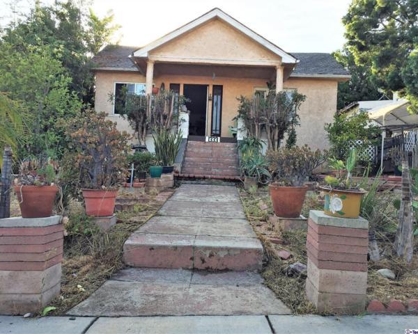1333 S Hudson Avenue, Los Angeles (City), CA 90019 (#318003241) :: Lydia Gable Realty Group