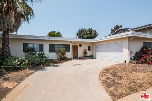 6005 S La Cienega Boulevard, Los Angeles (City), CA 90056 (#18375050) :: Fred Howard Real Estate Team