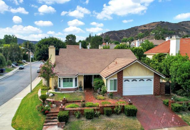 5827 Stonecrest Drive, Agoura Hills, CA 91301 (#218010212) :: Golden Palm Properties