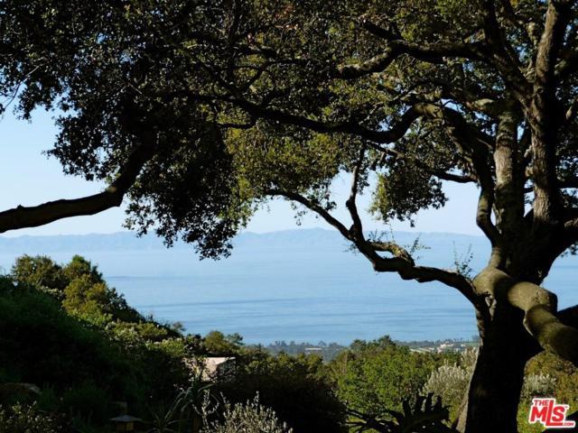904 Toro Canyon Road, Santa Barbara, CA 93108 (#18375070) :: Golden Palm Properties