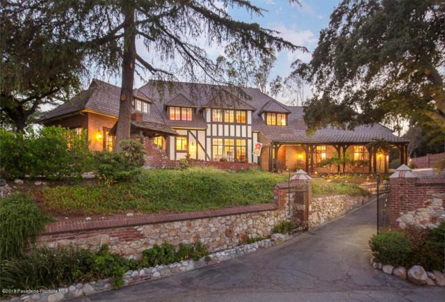 353 Anita Drive, Pasadena, CA 91105 (#818004002) :: Golden Palm Properties