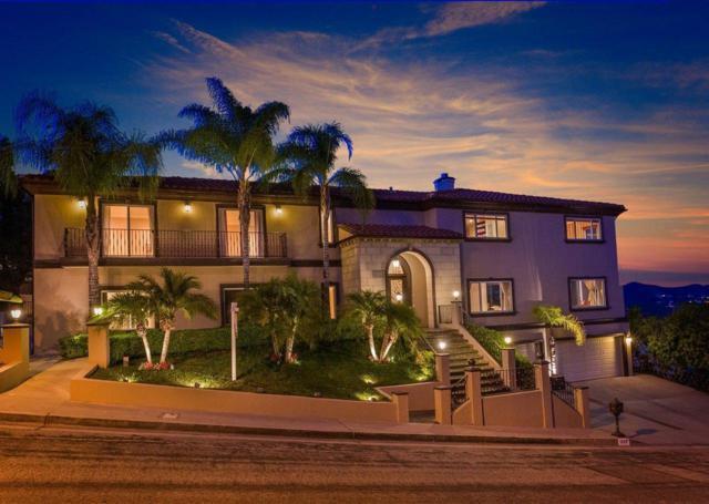 1920 Starvale Road, Glendale, CA 91207 (#318003230) :: Fred Howard Real Estate Team