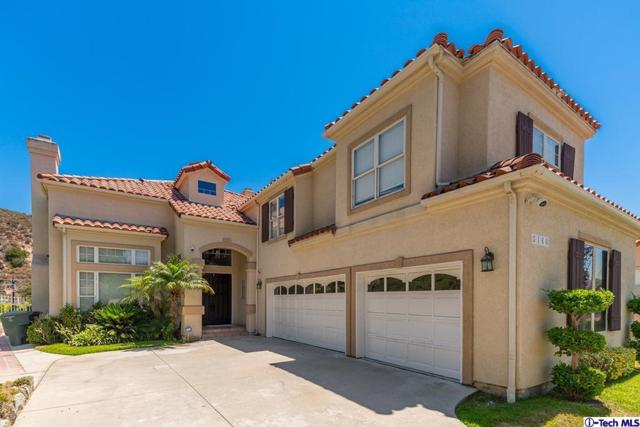 5168 Sky Ridge Drive, Glendale, CA 91214 (#318003254) :: The Real Estate Offices of Talbot and Watson