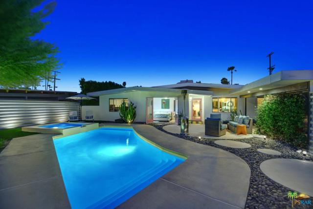 888 S Calle Santa Cruz, Palm Springs, CA 92264 (#18370392PS) :: Desti & Michele of RE/MAX Gold Coast