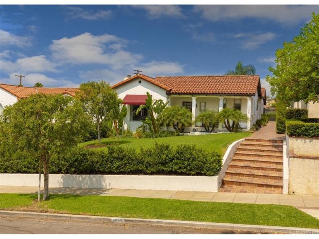 1055 E Fairmount Road, Burbank, CA 91501 (#SR18196053) :: Golden Palm Properties