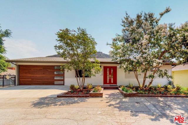 2926 Graceland Way, Glendale, CA 91206 (#18374030) :: Golden Palm Properties
