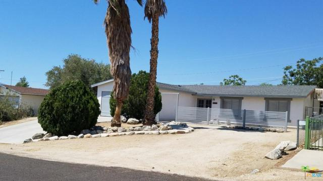 11024 Knobb Avenue, Morongo Valley, CA 92256 (#18374962PS) :: The Real Estate Offices of Talbot and Watson
