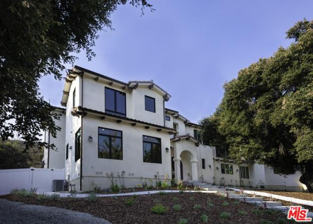 2563 Stokes Canyon Road, Calabasas, CA 91302 (#18375242) :: Golden Palm Properties