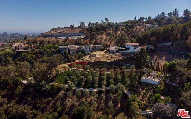1436 Bella Drive, Beverly Hills, CA 90210 (#18373270) :: The Fineman Suarez Team
