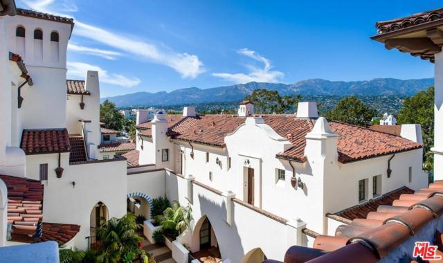 401 Chapala Street #203, Santa Barbara, CA 93101 (#18375192) :: Golden Palm Properties