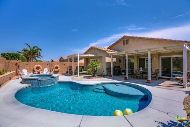 738 Ventana Ridge, Palm Springs, CA 92262 (#18375750PS) :: Fred Howard Real Estate Team