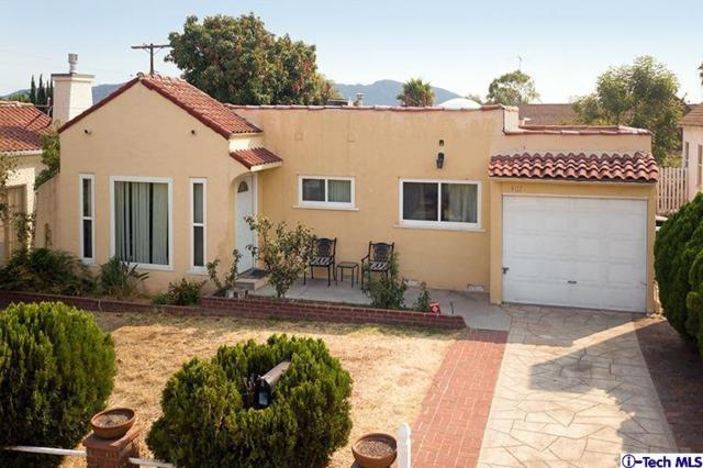 407 S Bel Aire Drive, Burbank, CA 91501 (#318003200) :: TruLine Realty