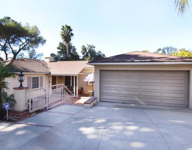 1853 Las Flores Dr. Drive, Glendale, CA 91207 (#318003279) :: Fred Howard Real Estate Team