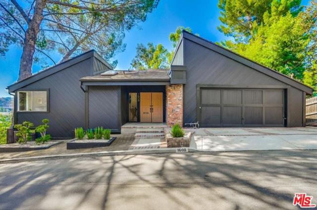 1608 Ina Drive, Glendale, CA 91206 (#18375806) :: Golden Palm Properties