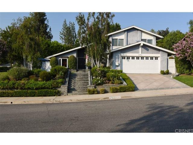 22761 Carsamba Drive, Calabasas, CA 91302 (#SR18198190) :: Golden Palm Properties