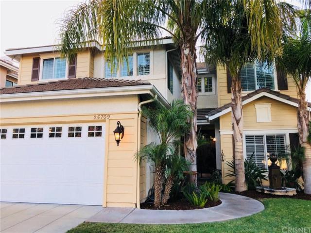 25709 Wilde Avenue, Stevenson Ranch, CA 91381 (#SR18198275) :: Paris and Connor MacIvor