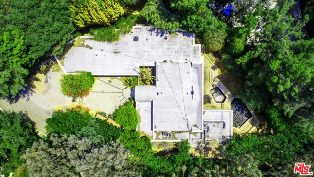 1195 Tower Grove Drive, Beverly Hills, CA 90210 (#18375302) :: The Fineman Suarez Team