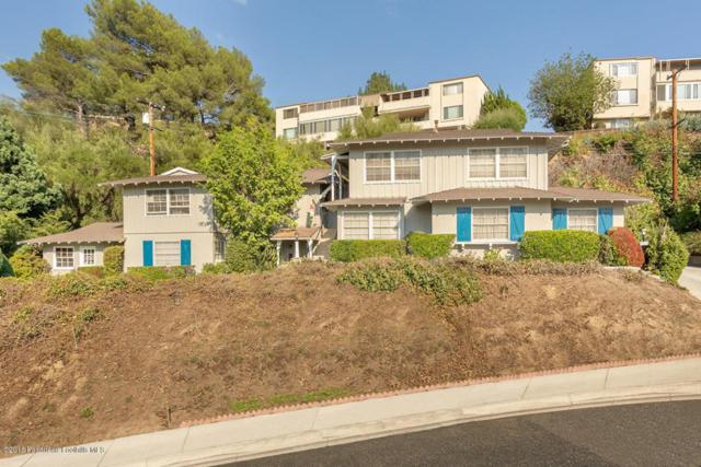 3512 Stancrest Drive, Glendale, CA 91208 (#818004053) :: Golden Palm Properties