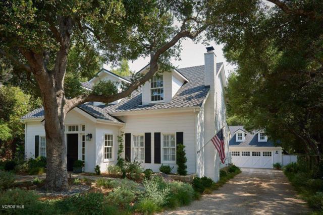 2645 Todos Santos Lane, Santa Barbara, CA 93105 (#218010351) :: Golden Palm Properties