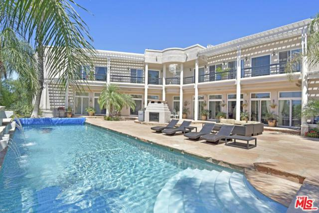 1807 Latigo Canyon Road, Malibu, CA 90265 (#18376234) :: Golden Palm Properties