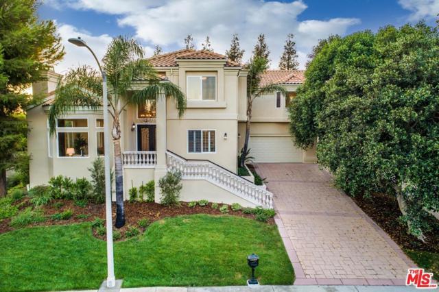 6011 County Oak Road, Woodland Hills, CA 91367 (#18376126) :: Golden Palm Properties